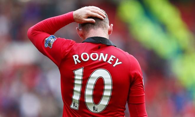 Bao gio Wayne Rooney moi lai ghi ban? anh 3