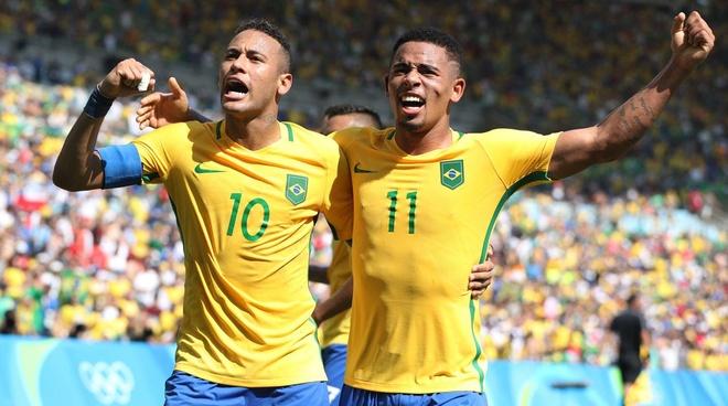 Gabriel Jesus - truyen nhan Ro beo phuc hung Brazil? hinh anh 3