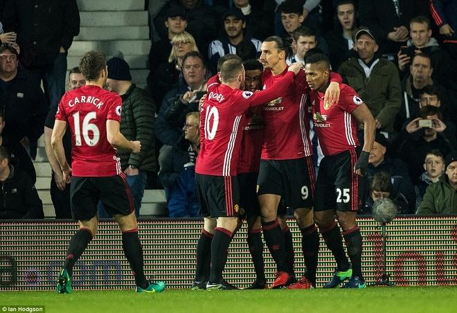 Ibra la Sieu nhan,  Rooney se la Hamilton anh 1