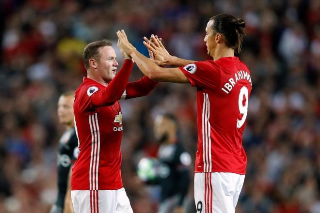 Rooney va Ibra, cap sat thu kieu moi cua MU hinh anh 2