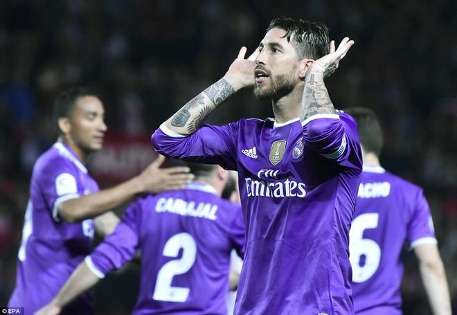 Sergio Ramos, chang dau si dung cam xu Andalusia hinh anh