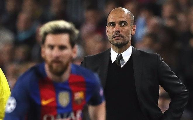 Co Messi, Pep moi lai la thien tai hinh anh