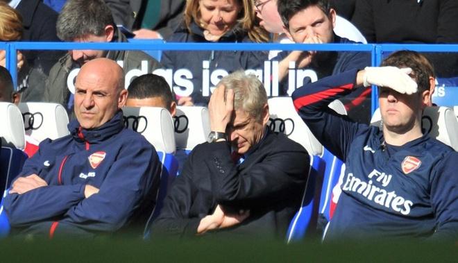 Chelsea,  ke huy hoai de che Arsenal anh 2