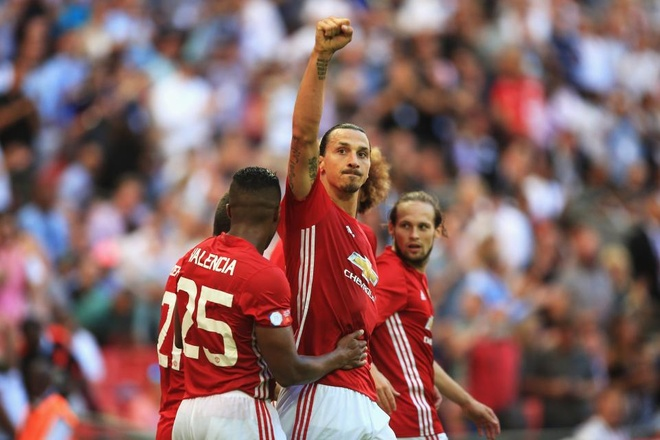 Neu Ibrahimovic ra di, MU co the con tot hon hinh anh 1