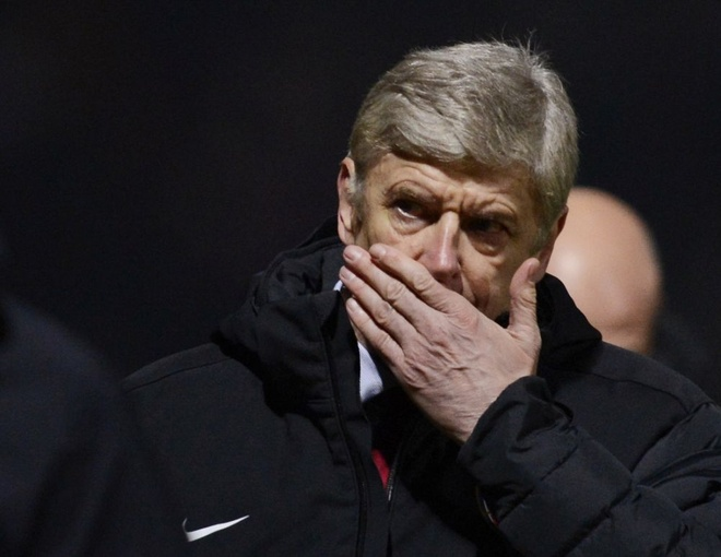 Emirates that thu,  Wenger co ra di? anh 2