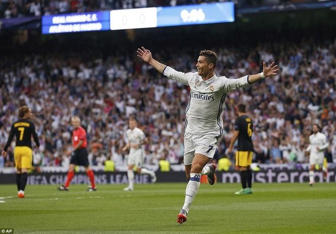 The gioi coi chung, Ronaldo da 'cua sung lam nghe' thanh cong hinh anh 3