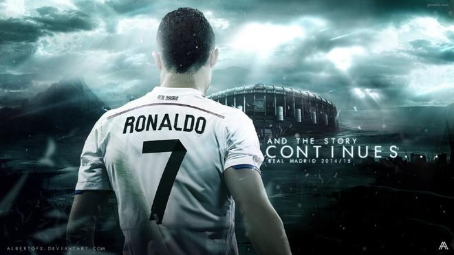 The gioi coi chung, Ronaldo da 'cua sung lam nghe' thanh cong hinh anh