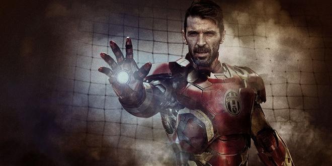 Gianluigi Buffon - nguoi lat keo so phan hinh anh