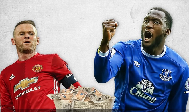 Qua khu thuoc ve Rooney, nhung Lukaku la ba chu tuong lai hinh anh 3