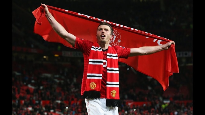 Michael Carrick, nguoi Mohican cuoi cung o Old Trafford hinh anh