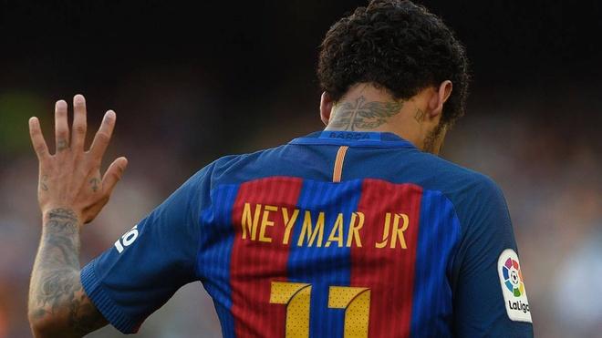 Den PSG, Neymar co the vuot qua Messi hay Ronaldo? hinh anh 1