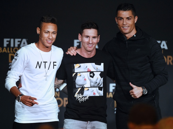 Den PSG, Neymar co the vuot qua Messi hay Ronaldo? hinh anh 2