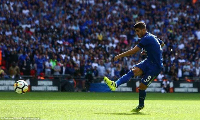 Alvaro Morata tren duong tro thanh Torres 2.0 anh 1