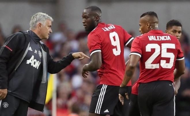 Lukaku,  Mourinho va duyen no Real anh 1