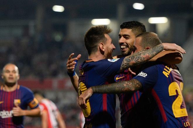 Sang Premier League, Barca se de dang vo dich? hinh anh 1