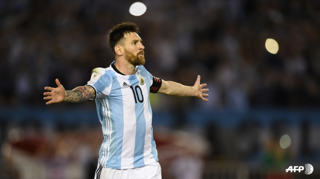 Cam on Messi, vi cuu tinh cua Argentina va World Cup hinh anh 1