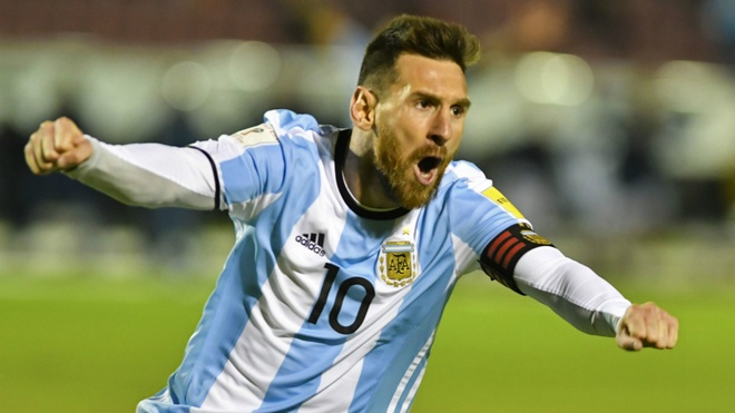 Cam on Messi, vi cuu tinh cua Argentina va World Cup hinh anh 2