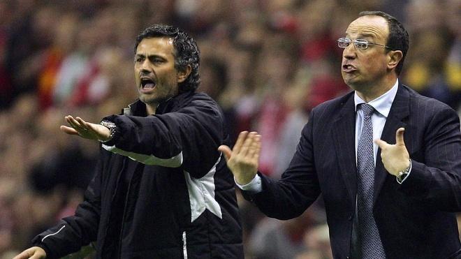 Tai sao Jose Mourinho ghet cay ghet dang Rafa Benitez? hinh anh 1