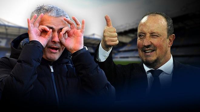 Tai sao Jose Mourinho ghet cay ghet dang Rafa Benitez? hinh anh 2