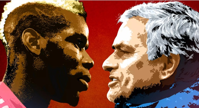 Paul Pogba: Lai them mot Picasso chet ve tay Mourinho hinh anh
