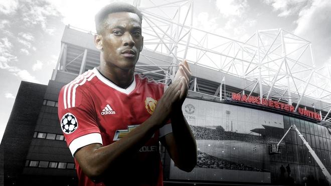 Sau Shaw va Pogba, Mourinho cung dang day Martial khoi MU hinh anh