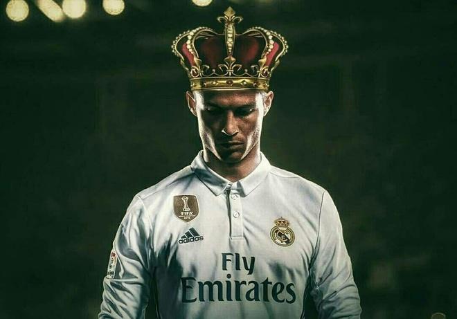 Ronaldo, hien tuong phi pham cua Champions League hinh anh
