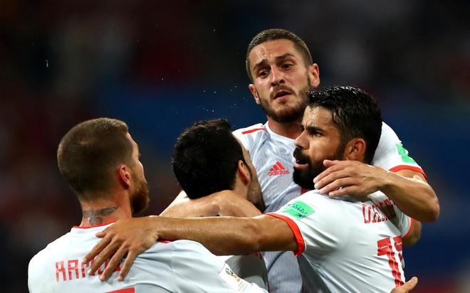 Iran gap Tay Ban Nha: Diego Costa lai cuu La Roja? hinh anh