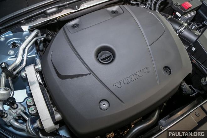 Volvo S90 T5 Momentum ra mat tai Malaysia, gia hon 80.000 USD hinh anh 2