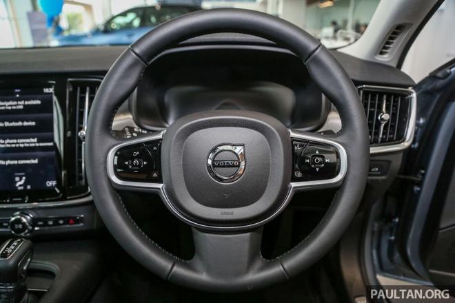 Volvo S90 T5 Momentum ra mat tai Malaysia, gia hon 80.000 USD hinh anh 13