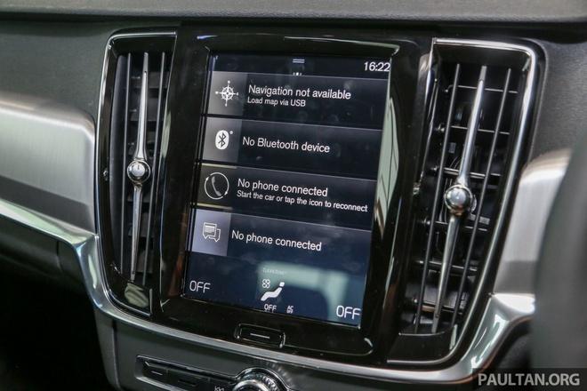 Volvo S90 T5 Momentum ra mat tai Malaysia, gia hon 80.000 USD hinh anh 10