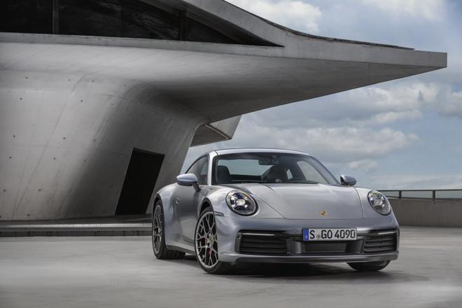 Porsche 911 the he thu 8 ra mat - dong co duoc nang cap ro ret hinh anh