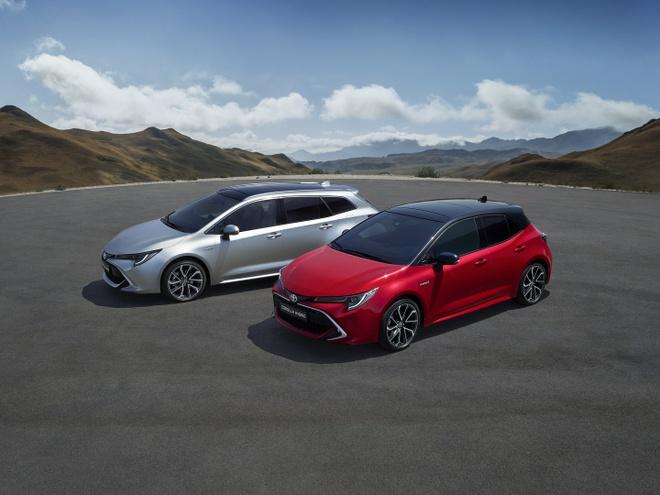 Toyota Corolla 2020 gia tu 27.000 USD tai Anh hinh anh