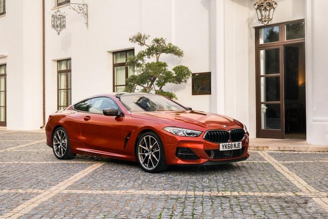 BMW 8-Series Coupe 2019 ra mat tai Anh, gia gan 100.000 USD hinh anh