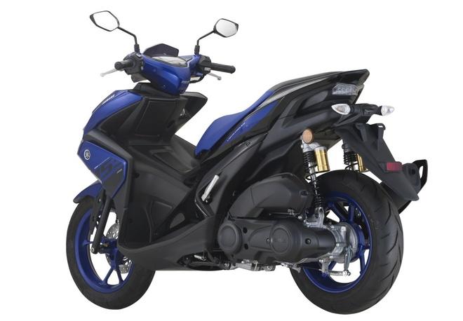 Yamaha NVX 2019 them mau moi, gia tu 2.400 USD hinh anh 2