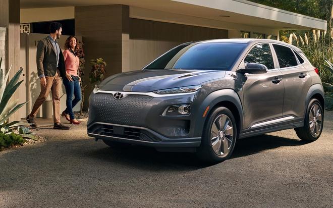 Hyundai Kona Electric 2019 gia duoi 30.000 USD hinh anh