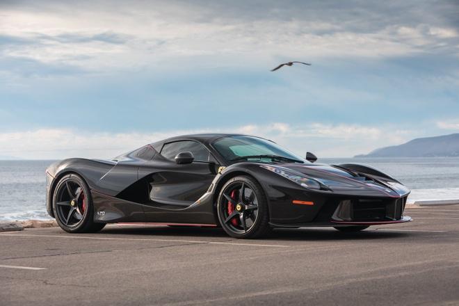 Ferrari LaFerrari Aperta 'chay luot' co gia khoang 8,5 trieu USD hinh anh