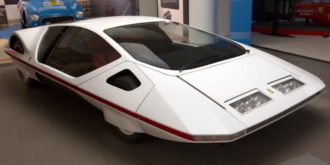 10 mau concept ky quac nhat trong lich su Ferrari hinh anh