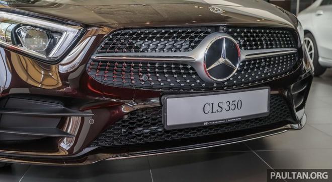 Mercedes-Benz CLS350 2019 cap ben Dong Nam A anh 6