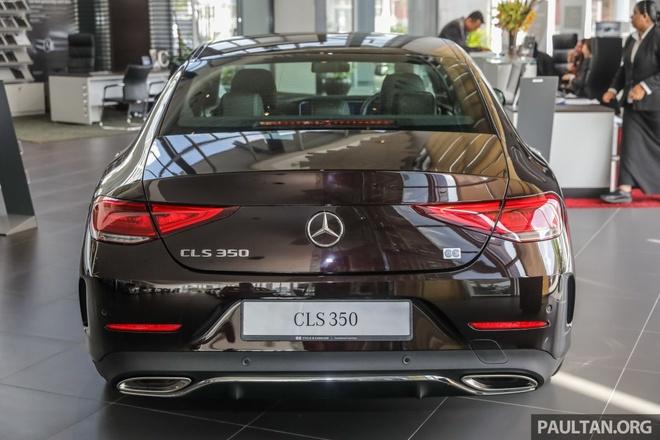 Mercedes-Benz CLS350 2019 cap ben Dong Nam A anh 7