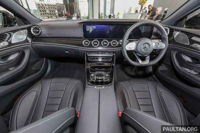 Mercedes-Benz CLS350 2019 cap ben Dong Nam A anh 8