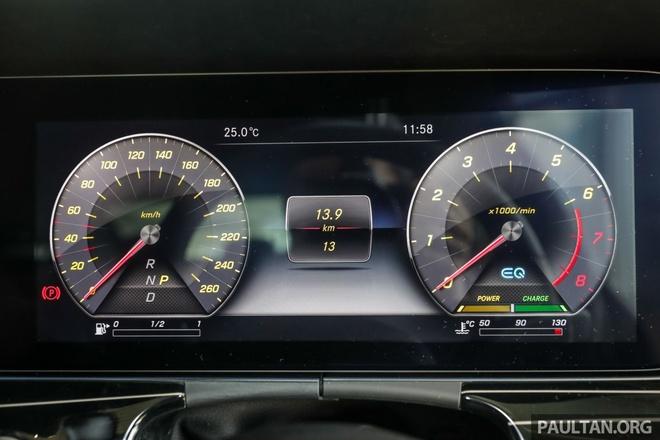 Mercedes-Benz CLS350 2019 cap ben Dong Nam A anh 4
