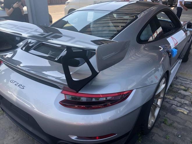 Porsche 911 GT2 RS gia 20 ty vua ve Viet Nam hinh anh 4