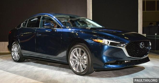 Mazda3 2019 chinh thuc ra mat tai Dong Nam A, ruc rich ve VN hinh anh 1