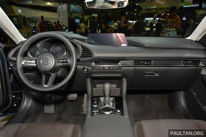 Mazda3 2019 chinh thuc ra mat tai Dong Nam A, ruc rich ve VN hinh anh 2