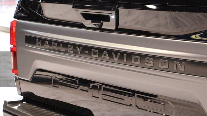 Ford F-150 Harley-Davidson 2019 ra mat anh 9