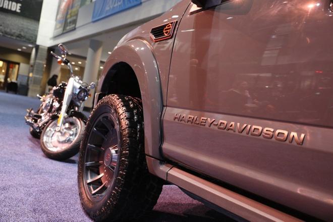 Ford F-150 Harley-Davidson 2019 ra mat anh 4