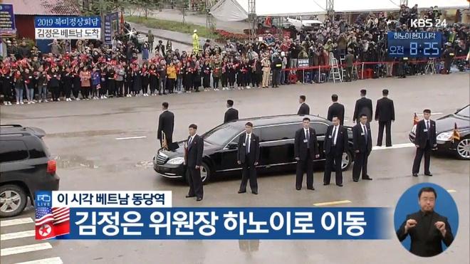 Mercedes-Benz S 600 Pullman Guard ho tong Kim Jong Un ve Ha Noi hinh anh 1