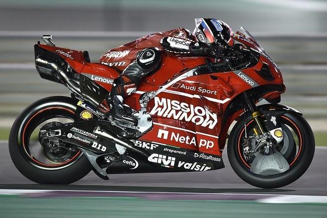 Ducati bi bon hang xe may kien vi 'choi xau' tren duong dua hinh anh 1