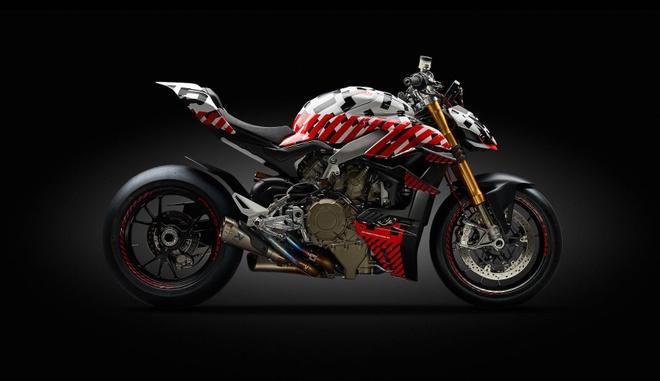 Ducati Streetfighter V4 hồi sinh sau 4 năm bị khai tử