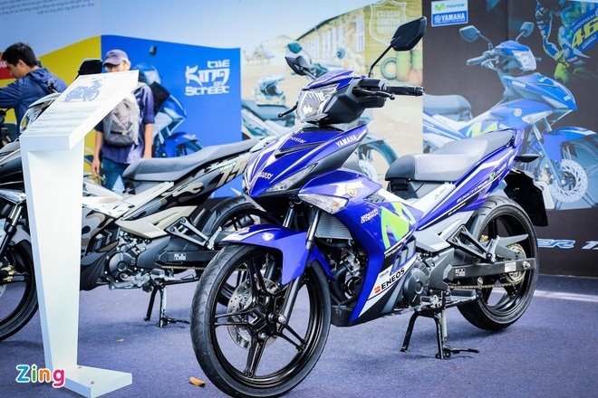 Honda Winner X - ke soan ngoi hay lieu thuoc thu cho Yamaha Exciter? hinh anh 3